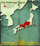 Japan map (Civ5)