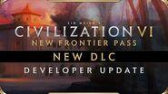 Civilization VI - September 2020 DLC - New Frontier Pass