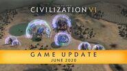 Civilization VI Game Update - June 2020