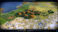 Chocolate Hills discovery (Civ6)
