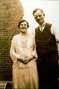 John and Elsie Curtin Photo