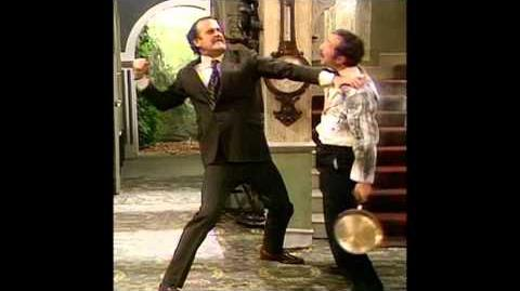 Lost Episode of Fawlty Towers