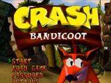 Crash Bandicoot Prototype