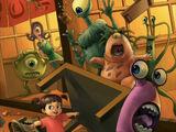 Monsters Ü