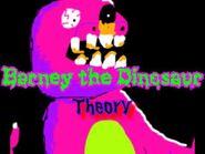 CREEPYPASTA- Barney the Dinosaur Theory