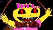 CREEPYPASTA Dora's Real Life