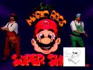 CREEPYPASTA -1000-'HALLOWEEN'- The Super Mario Bros