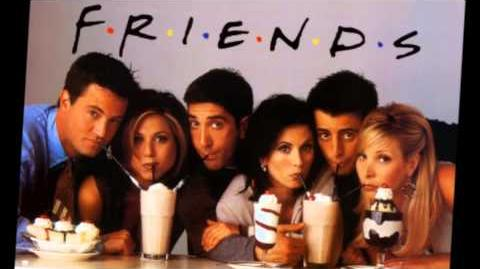 Friends Lost Episode