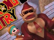 CREEPYPASTA- Donkey Kong Country Lost Episode- Bluster's a Mafia Boss