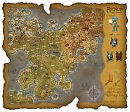 Mapa Completo HQ