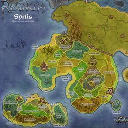 Mapas de Syrtis