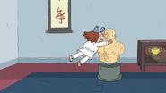 Clarence - Karate - 046