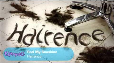 Clarence - Feel My Sunshine