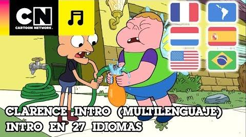 Intro de Clarence - Multilenguaje