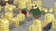 Clarence episodio - Zoquete y McDecerebrado - 018