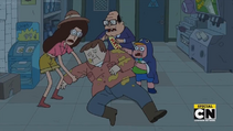 Clarence episodio - Adiós Baker - 088