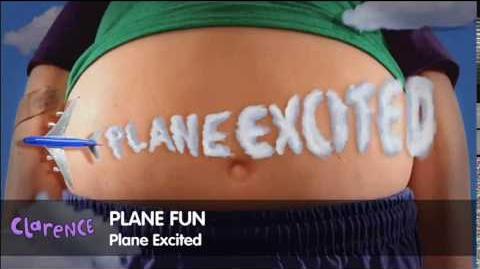 Clarence - Plane Fun
