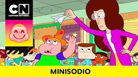 Ansiedad Clarence CN minisodios Cartoon Network