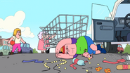 Clarence episode - Just Wait in the Car - 0112