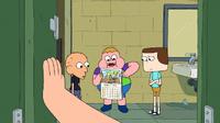 Clarence episodio - La mochila de Belson - 074