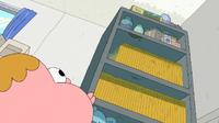 Clarence episodio - La mochila de Belson - 041