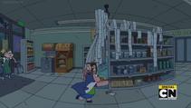 Clarence episodio - Adiós Baker - 0117