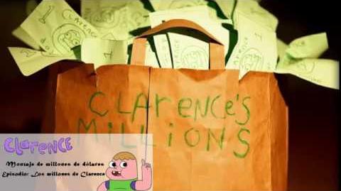 Canciones de Clarene Montaje de millones de dólares