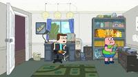 Clarence episodio - La mochila de Belson - 091