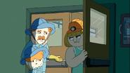 Clarence episodio - Zoquete y McDecerebrado - 031
