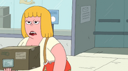 Clarence episode - Just Wait in the Car - 068