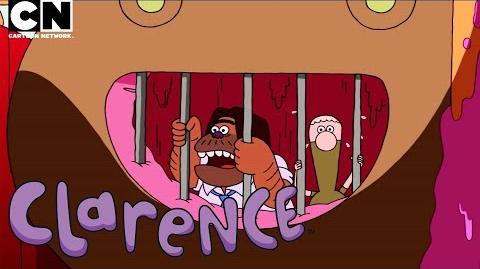 Clarence If Clarence Was A Horror Movie Cartoon Network