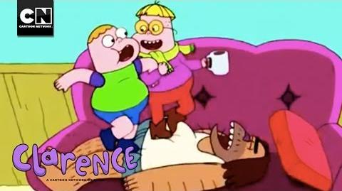 Dream World I Clarence I Cartoon Network