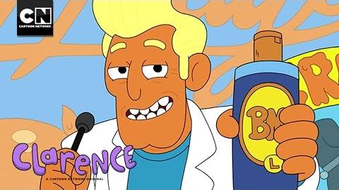 Game Show Clarence Cartoon Network