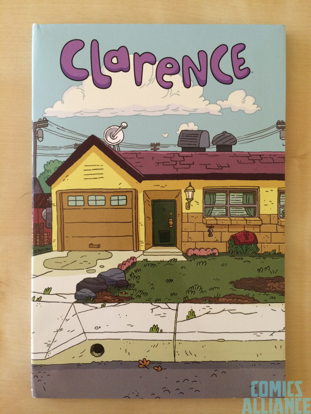 Clarence (comic)