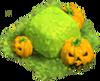 Halloween struik