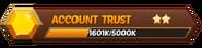 Account trust