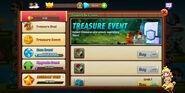 Treasure event