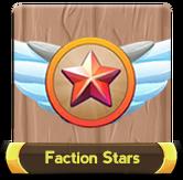 Faction stars button