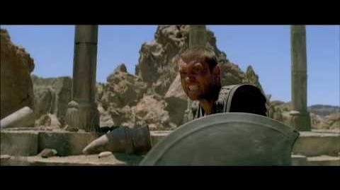 Clash of the Titans TV Spot 1