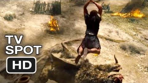 Wrath of the Titans TV SPOT 3 - Sam Worthington Movie (2012) HD