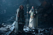 Poseidon and Ares in the Underworld