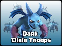 E12ArmyHeader Dark Elixir Troops.png