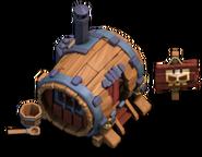 Super Troop Barrel
