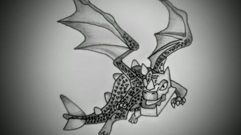 Clash of clans New Troop Electro Dragon Drawing Th12 Update !
