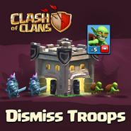 Sneak Peak Dismiss Troops