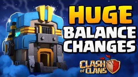 HUGE Balance Changes for Clash of Clans Update! Sneak Peek for CoC Town Hall 12 Update June 2018