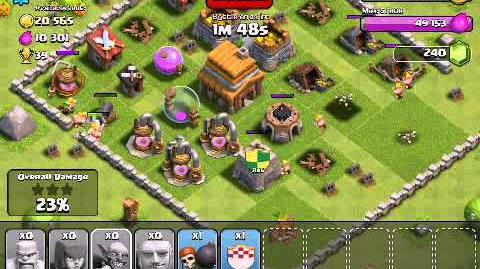 Let's_Play_Clash_of_Clans_-_Episode_1_-_Welcome,_Introducing_our_Base,_and_First_Attack!-0