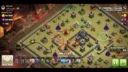 Logan yuvaraj's TH9 QC zap Dragon warbase 1 9 O clock plan
