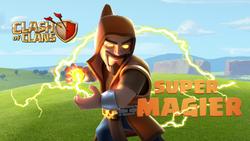Ankündigung 3: Supermagier