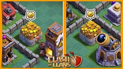 Clash Of Clans OPERATION FARMING!! ON FARM UN MAXIMUM D'OR ET D'ELIXIR